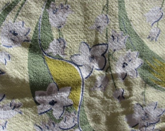 Lilly of the Valley Cotton Tablecloth