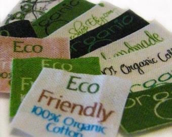 Organic Fabric Labels