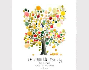 FAMILY TREE Custom print - wall art wall decor, room decor, art poster, Anniversary, Special Day Family Tree, Birthday