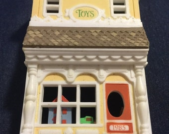 SUMMERSALE 1985 Hallmark Toys Ornament