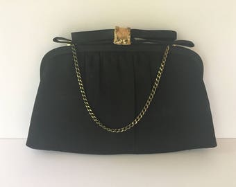 After 5 Vintage 1940's Evening Bag
