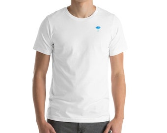 Short-Sleeve Rain Cloud T-Shirt