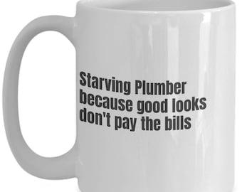 Plumber funny mug, Plumber funny mug, Plumber, gift idea