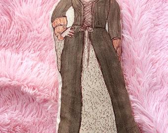 da Vinci's MONA LISA  art doll