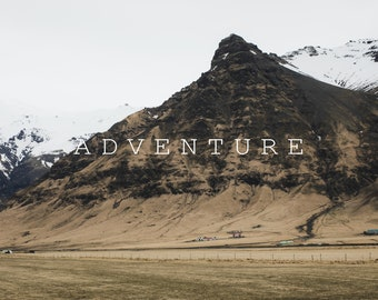 Adventure Poster