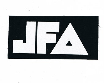 JFA Punk Patch