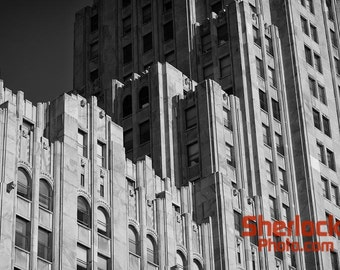 Fisher Building Detail - Image 02348