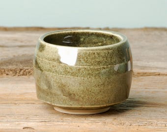 Handmade Porcelain Saki Cup