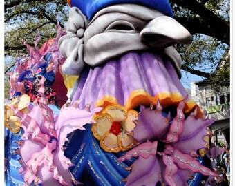 Carnival Float Photo - New Orleans Mardi Gras