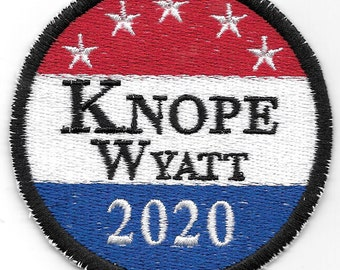 Knope Wyatt 2020 Patch