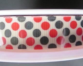 One Week Sale - Riley Blake Serenity Grosgrain Designer Ribbon -  25 Yards