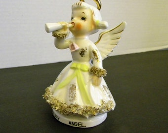 January Lefton Angel