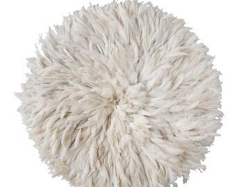 Juju hat white Yambe