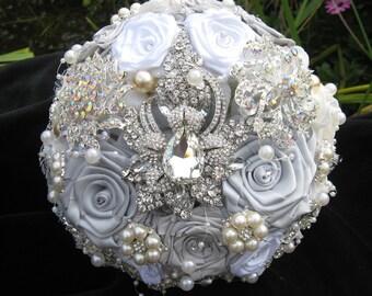 Brooch bouquet, wedding, broach bouquet, bridal bouquet , bride bouquet, bride, wedding bouquet, table decor, bouquet, bridesmaid bouquet