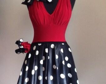 Swing Dance Dress     Red Dance Dresses     Salsa Dance Dress