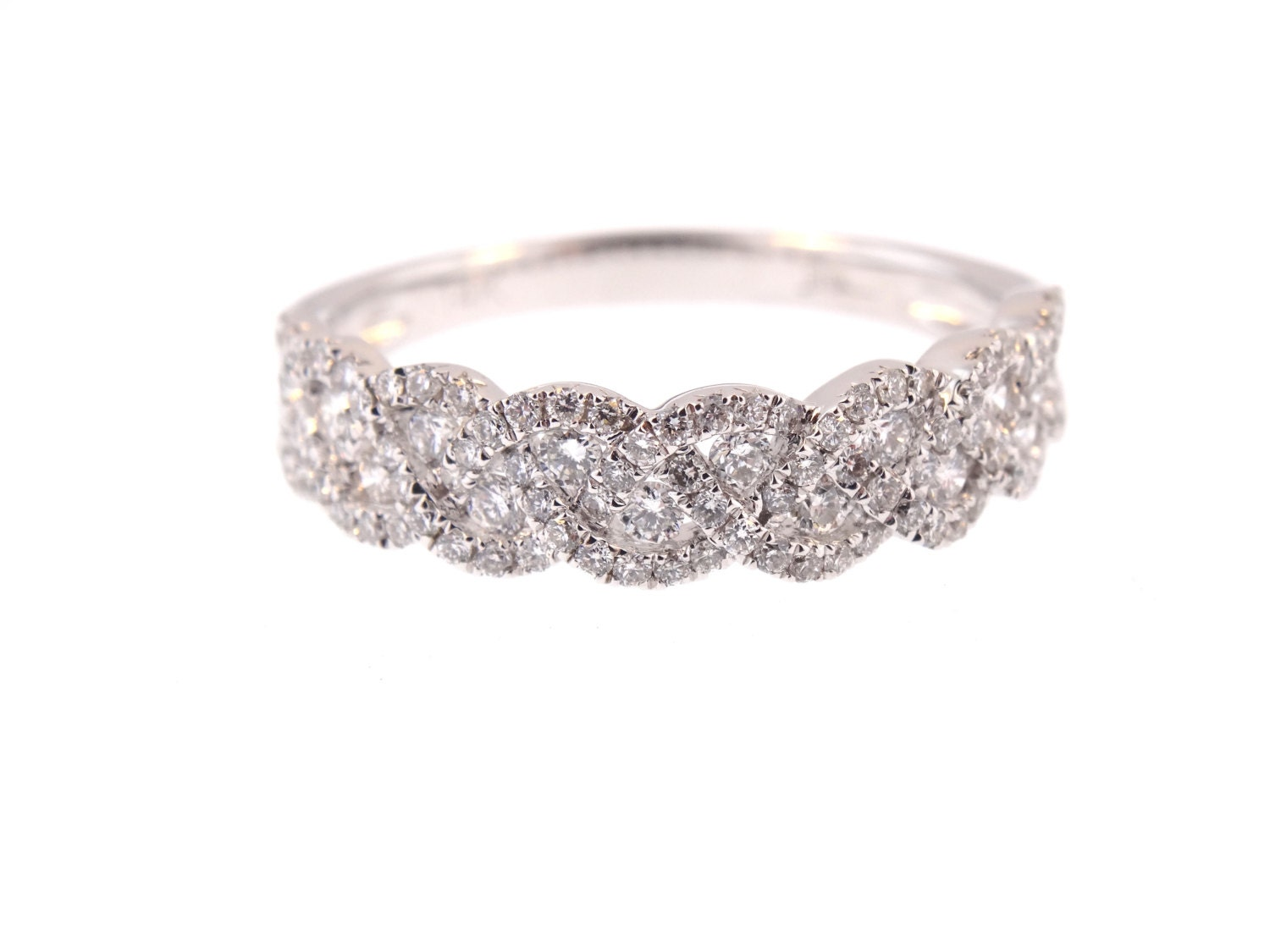beverley greenwich jewelers band k diamond st infinity eternity bands