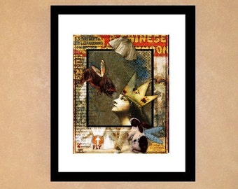 When Pigs Fly Limited Edition Print 18 of 20