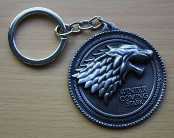Game of Thrones: House Stark Keychain