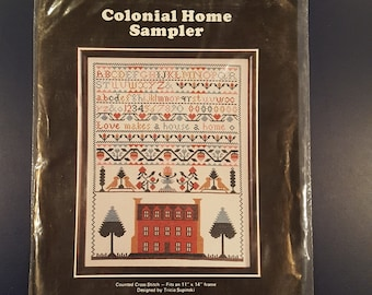 Colonial Home Sampler