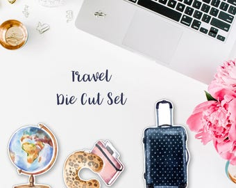 Travel Die Cut Set