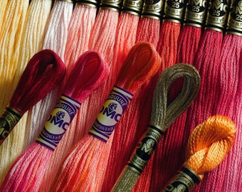 DMC Mouline special art. 117  Stranded Cotton Six Strand Embroidery Floss Thread