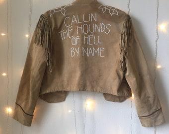 Nightmare jacket