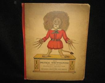 The Political Struwwelpeter 1899 Harold Begbie