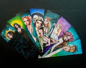 Bookmarks. Slavic Mythology.