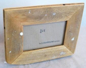 Cadre photo bois récupéré, miroir par heidiBARKUNframes sur Etsy - Collection Clark (C3)