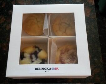 Bibingka - Bingky Box - Gluten-Free Filipino Pastry