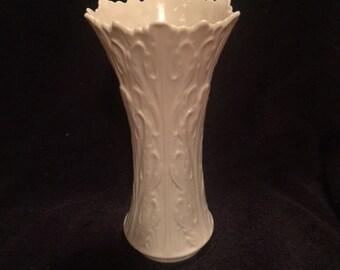 Vintage Lenox Woodland Collection Porcelain Vase