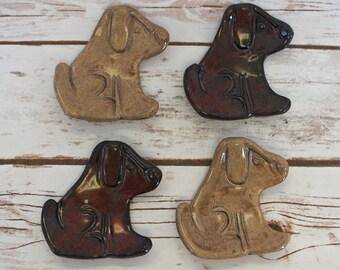 Tea Bag Holders: Dog Lover