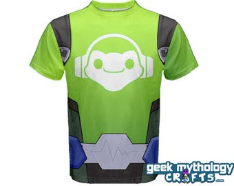 Lucio Inspired Cosplay Men's Cotton T-Shirt PREORDER