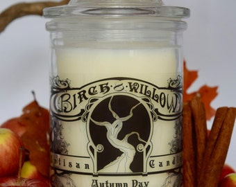 Autumn Day Soy Candle