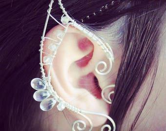 Royal Elf Ear Cuffs