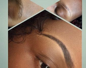 Gel eyebrows 4 in 1