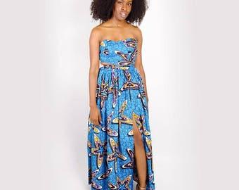 Aisha Maxi Skirt