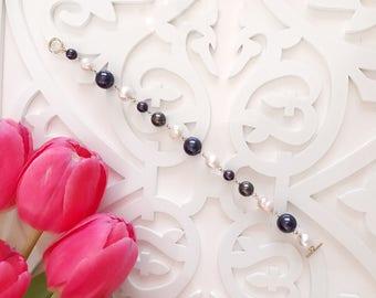 More Than Pearls Bracelet