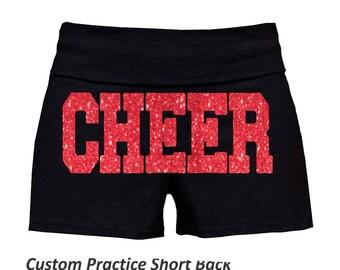 Customized Practice Shorts -Youth