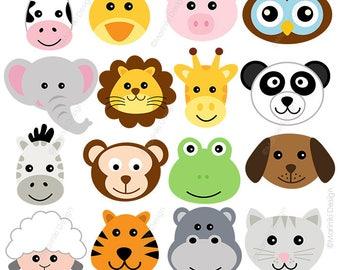 animal clip art etsy rh etsy com clipart animals free clipart animals free