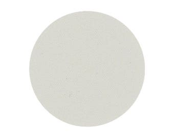 Snow Queen,  26 mm pressed matte, highly pigmented and so creamy