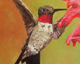 Wild Bird Series Greeting Cards from Original Oil Paintings