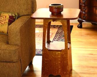 Limbert (Craftsman) style table