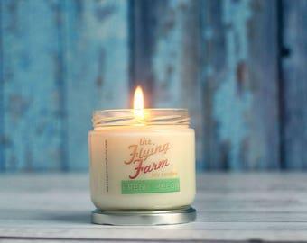 Fresh Melon - Scented Soy Jar Candle