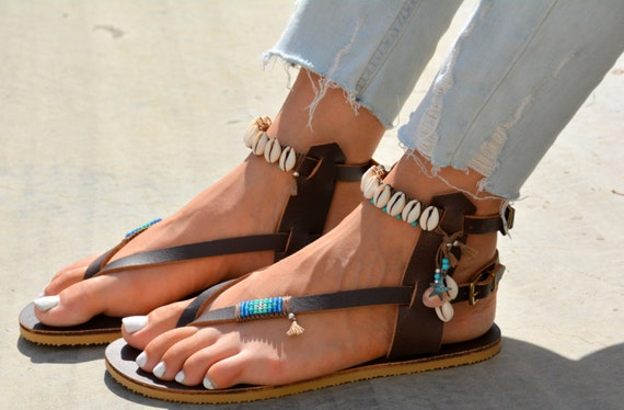 Sandals Leather Sandals Gladiator Sandals Summer Sandals Sandals Festival Women Shoes Sandals Leather Sandals Strappy Sandals Greek rr4zRgZdyp