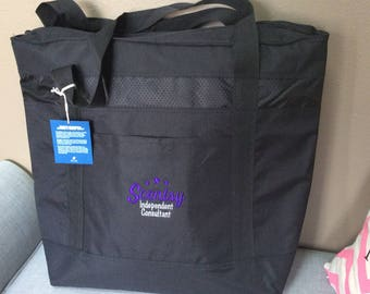 Authorized Scentsy Vendor Scentsy Large Thermal Tote Bag Cooler Insulated Bag