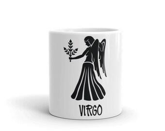All Signs Available* - Zodiac Coffee Mugs - Aries, Taurus, Gemini, Cancer, Leo, Virgo, Libra, Scorpio, Sagittarius, Capricorn, Aquarius and