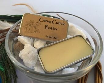 Citrus Cuticle Butter