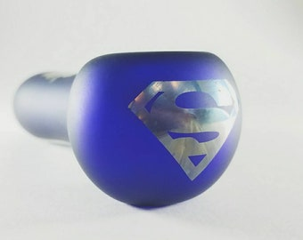 MADE TO ORDER: Superman Pipe