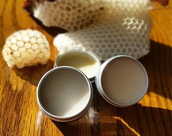Beeswax Very Moisturizing Bee Soft Hand Cream, Handmade with All Natural Ingredients